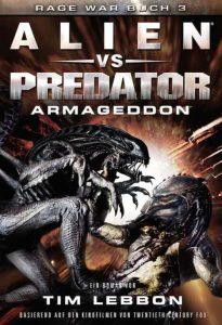 Cover Lebbon Rage War