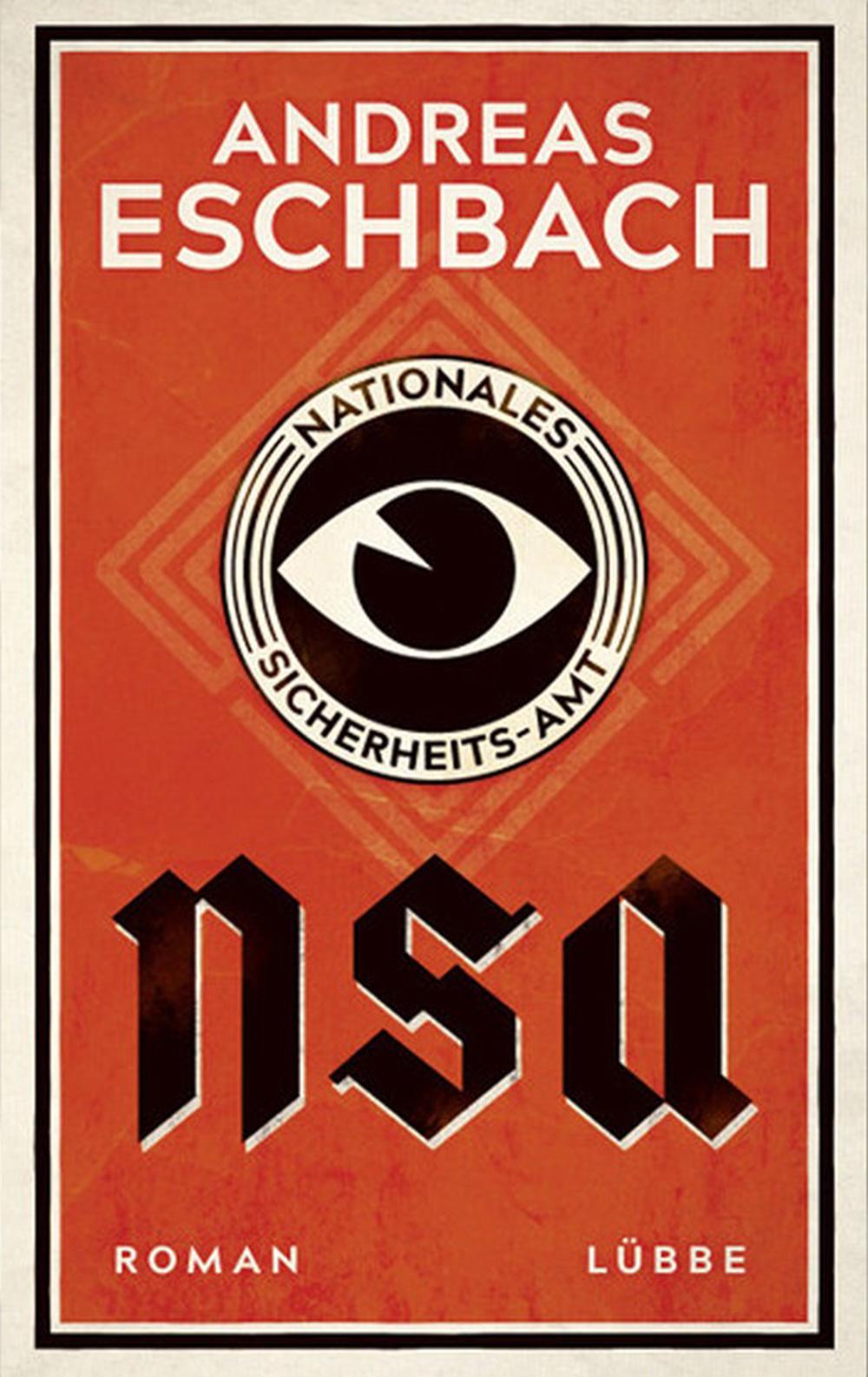 Cover: Andreas Eschbach: NSA
