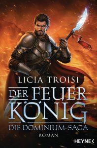 Der Feuerkoenig von Licia Troisi