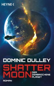 Cover Shattermoon von Dominic Dulley