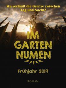 Cover: Erik Andara: Im Garten Numen