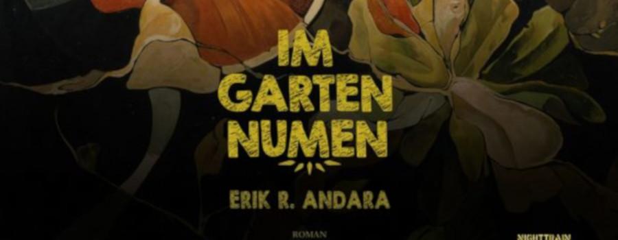 Header: Im Garten Numen