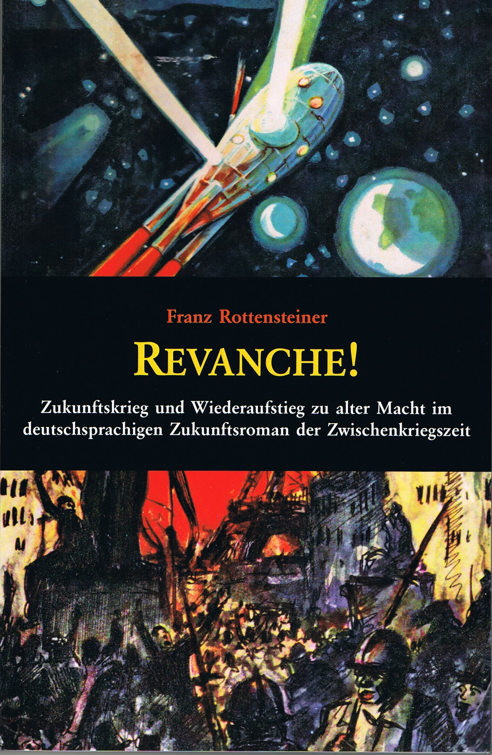 Cover: DvR: Rottensteiner - Revanche