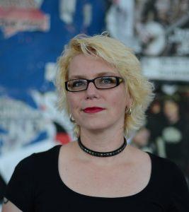 Autorenfoto Claudia Rapp
