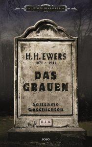 Cover: H.H. Ewers: Das Grauen