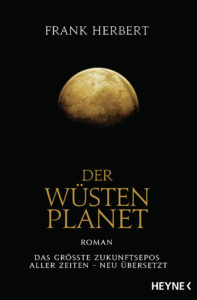 Cover: Frank Herbert: Dune - Der Wüstenplanet