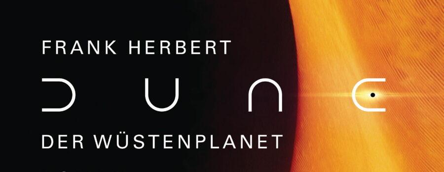 Cover: Dune, Frank Herbert, Heyne Verlag