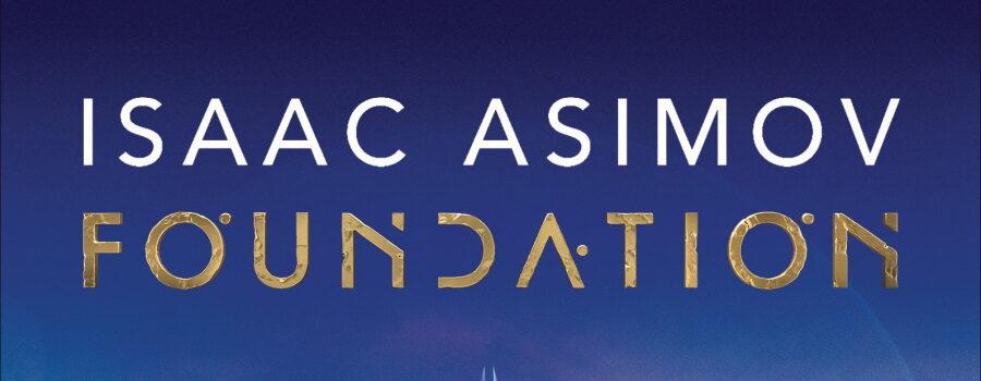 Ausschnitt Cover: Asimov - Foundation Trilogie, TV-Serien Cover