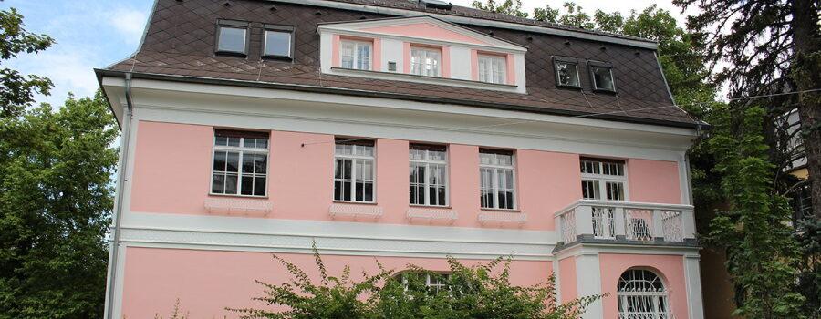 Villa - Front Eitelbergergasse